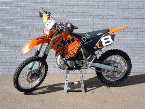 2004 Ktm 250 Exc Specs Ktm 250 Exc Pictures Specifications And Reviews