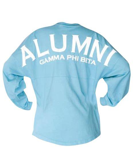 design jersey kappa gamma phi beta alumni spirit jersey by adam block design