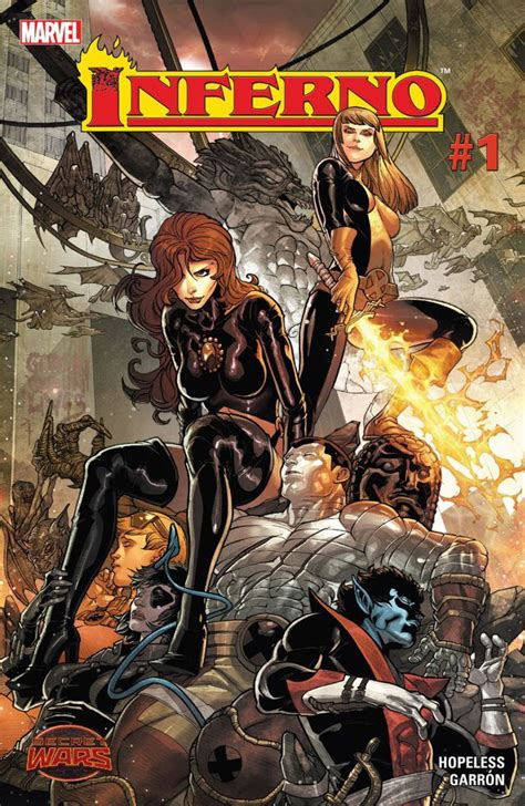 inferno part 1 the vault volume 1 books marvel banishes underboob in cover for inferno 1