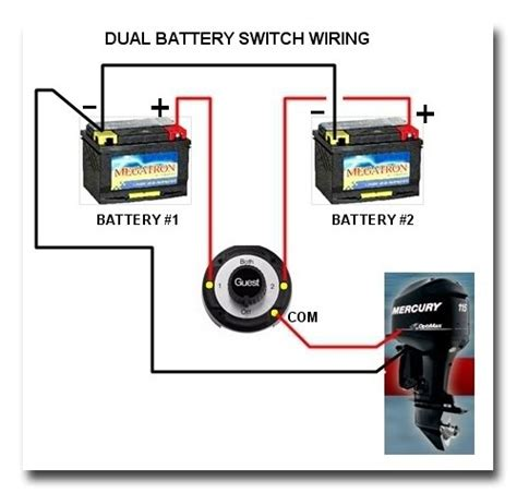 dual battery wiring diagram wiring diagrams wiring diagrams