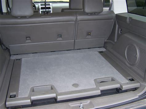 Dodge Nitro 2007 Interior by 2007 Dodge Nitro Interior Pictures Cargurus