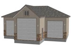 rv garage plans sdsg409 44 x 44 x 14 rv garage plans blueprints construction documents sds plans