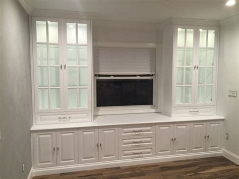 dining room wall units custom wall units dining room miami by spears