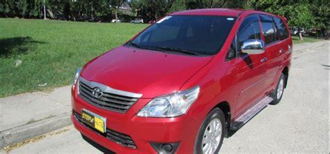 Toyota Innova Diesel G 2012 toyota innova 2012 car for sale central visayas