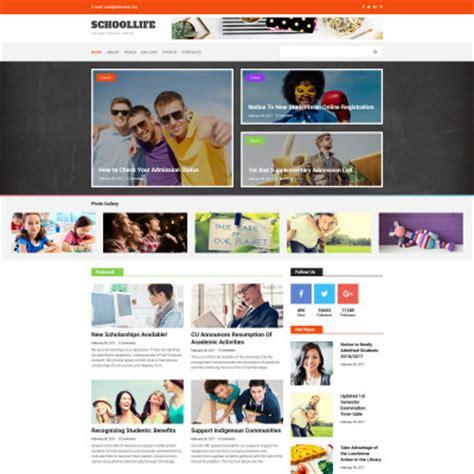 templates blogger school wonderful education blog templates ideas exle resume