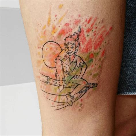 peter pan tattoo designs pan tattoos designs ideas and meaning tattoos for you