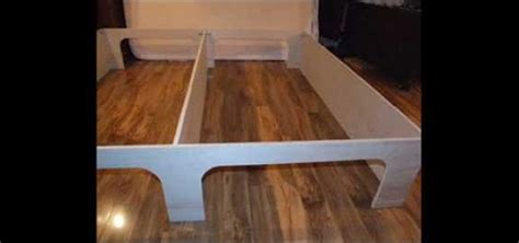 How To Make A Platform Bed Frame With Storage How To Build A Platform Storage Bed For 200 171 Construction Repair Wonderhowto