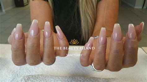 Gel Nail Extensions by Gel Nail Enhancement Acrylic Nails Enhancement Opi