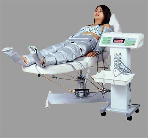 far infrared body shaping pressotherapy machine