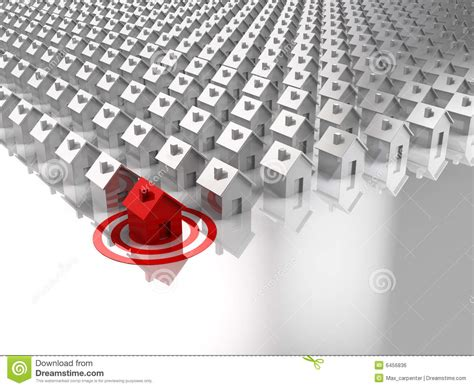 Target House by Target House 3d Concept Xl Size Royalty Free Stock Image