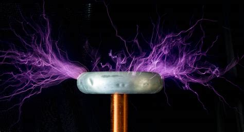 tesla coil who invented the tesla coil tesla image