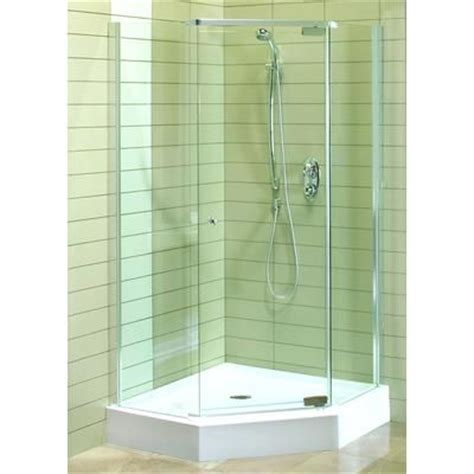 30x30 shower stall home depot cottage