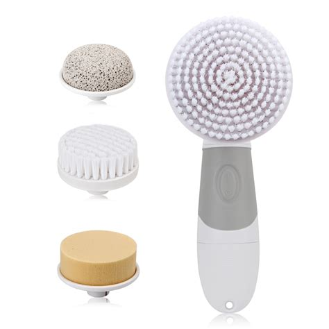 Detox Scrub Brush by Electric Scrub Brush Reviews Shopping Electric