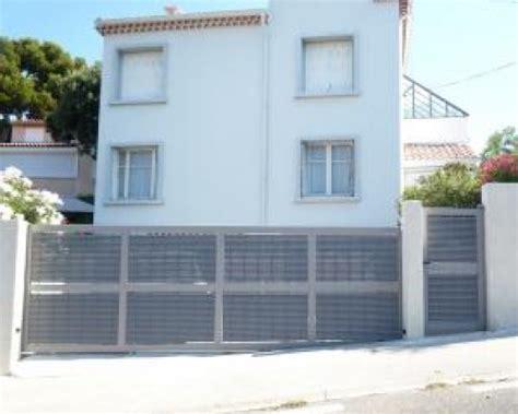 Portail Coulissant 54 by Portails Fabrication De Portails Toulon Var Ollioules