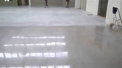 Pavimento In Cemento Costi by Lucidatura Pavimenti Cemento