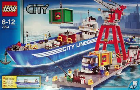 lego cargo boat sets 7994 1 lego city harbour brickset lego set guide and