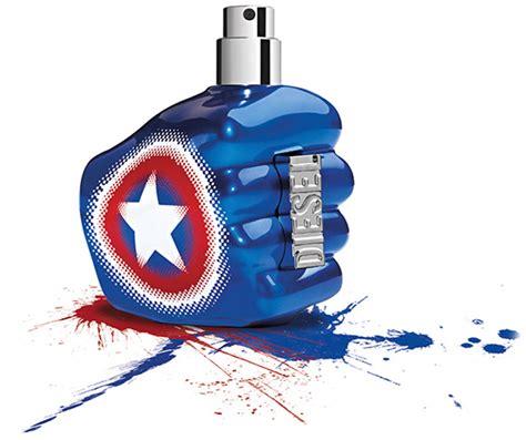 Parfum Diesel Captain America For Original Reject diesel only the brave captain america cologne