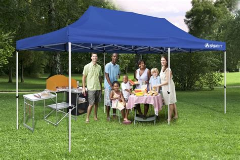 Backyard Canopy Tent by Gigatent 10 X 20 Outdoor Canopy Gt004