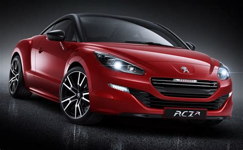 2016 Peugeot Rcz R Release Date And Price Cars Release Date