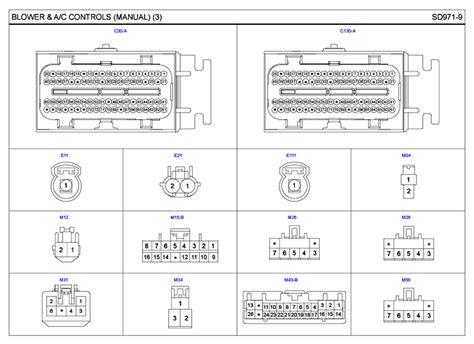 Repair Guides G 2 7 Dohc 2008 Blower Amp A C Control