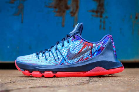 s day releases 2015 nike kd 8 usa independence day sneaker bar detroit