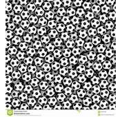 Fundo Compor De Muitas Bolas Futebol Imagens Stock