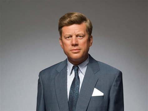 F Kennedy f kennedy madame tussauds berlin