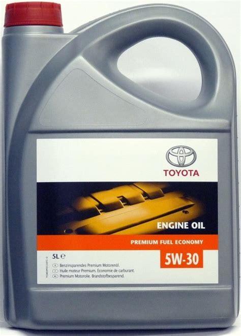 toyota premium 5w30 fuel economy dpf 5l toyota oleje