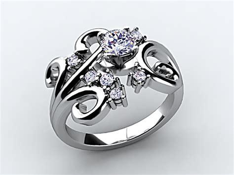 Custom Rings by Custom Jewelry Custom Made Jewelry