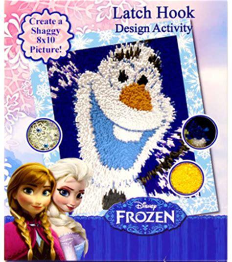 Disney Latch Hook Rugs - disney frozen latch hook rug jo