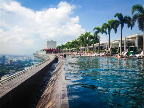 natale christmas singapore marina bay sands the infinity pool to beat all infinity pools at marina bay sands in singapore sunkissed suitcase