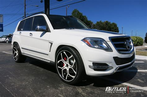 mercedes glk   savini sv wheels exclusively  butler tires  wheels  atlanta