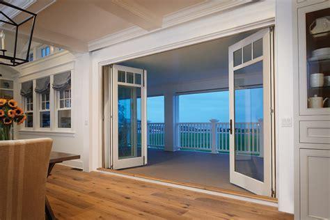exterior folding patio doors folding patio glass doors marvin doors