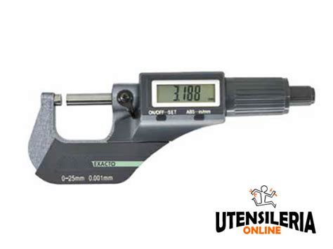 micrometro per interni micrometri digitali utensileriaonline it