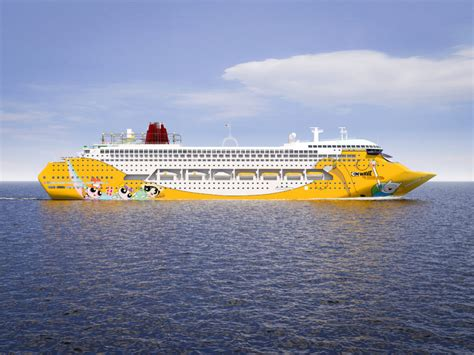 set sail on the first cartoon network cruise ship - Cartoon Network Boat