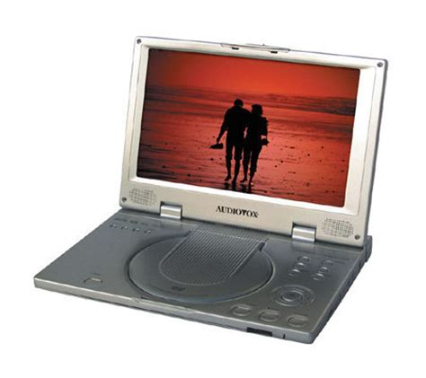 format audio vox audiovox d2010 10 2 quot diagonal portable dvd player qvc com
