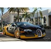 Matte Black And Gold Rolls Royce A Lamborghini