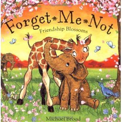 picture books about friendship forget me not friendship and corner on