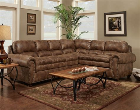 Country Sectional Sofas Perfect Apartment Size Sectional Country Sectional Sofas