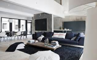 Black Living Room by Black And White Living Room Design Iroonie Com