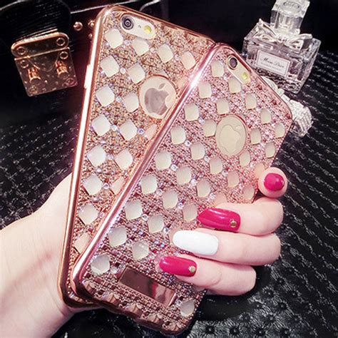 For Iphone 5 5s Soft Luxury Bling Glitter Shine for iphone picture more detailed picture about luxury gold bling glitter plating