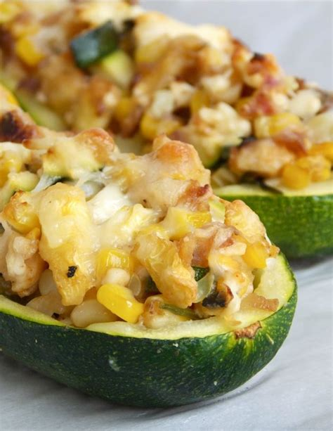 zucchini boat recipes pinterest healthy stuffed zucchini boats healthy recipes