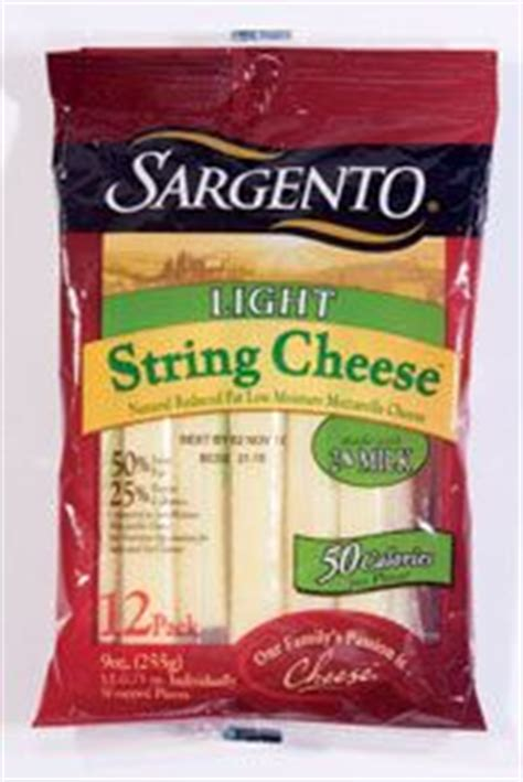 Top 25 Ideas About 50 Calories On Pinterest Healthy Low Sargento Light String Cheese