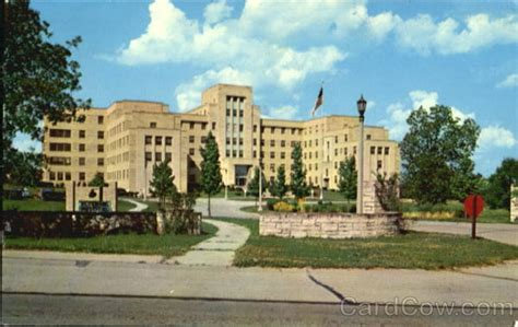 Poplar Bluff Post Office by Veterans Administration Hospital U S Highway 67 Poplar