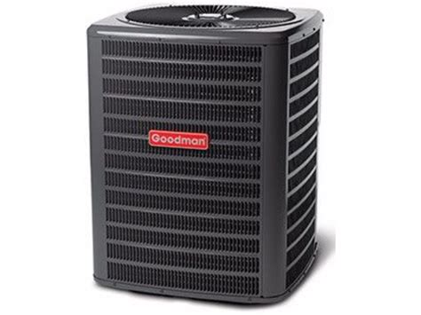 goodman air conditioner brands goodman central air conditioners household appliances