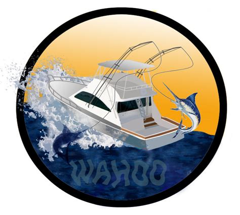 Chopard Fish Logo Attache by Design A Logo For A Commercial Fishing Charter Company