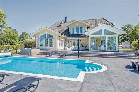 scandinavian villa luxury scandinavian style villa by the lake