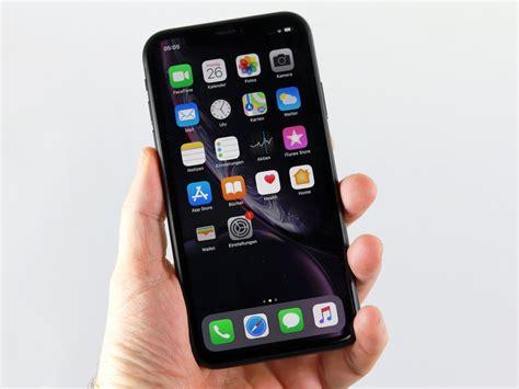 1 iphone 10r iphone xr apples quot g 252 nstiges quot smartphone im test teltarif de news
