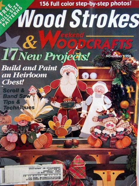Decorative Painting Magazines by Wood Strokes Woodcrafts Tole And Decorative Painting