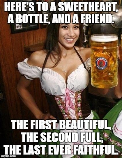 What Hot Girl Meme - cold beer here imgflip